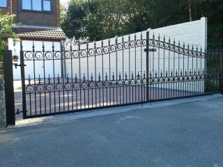wrought iron gate Wolverhampton