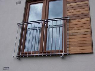 Juliet iron balcony