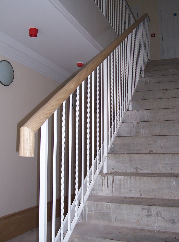 Iron Balustrade, Bespoke Balustrades In Midlands