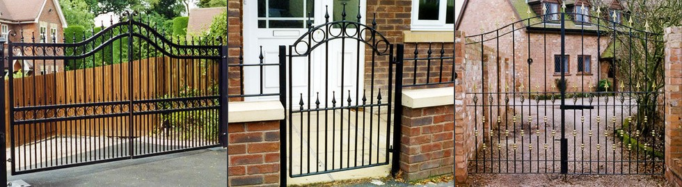 Read about our bespoke iron gates products range