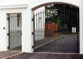 Iron Gates in Kings Heath